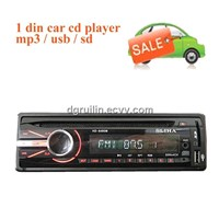 universal car cd mp3 usb player ,OEM available , HD-6490M