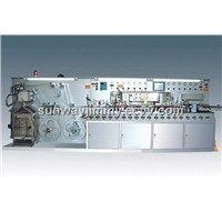Automatic  Laminated  Tube  Machine