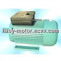 YC SERIES SINGLE-VALUE CAPACITOR SINGLE PHASE INDUCTION MOTOR