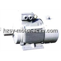 YVF SERIES THREE-PHASE FREQUENCY CONVERSION VARIABLE SPEED MOTOR