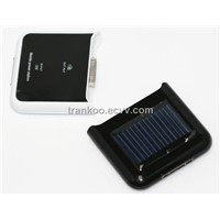 Solar Charger for iPhone Ipod Capacity 800mAh