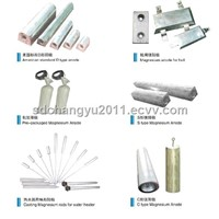 MG Alloy Sacrificial Anodes