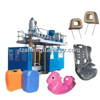 Plastic Blowing Machine for Jerrycan Barrel Drum