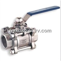 stailless  ball valve