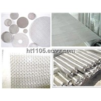 Stainless Steel Wire Mesh filter mesh, filter disc, fitler cloth