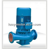 ISG Series Vertical Pineline Centrifugal Pump