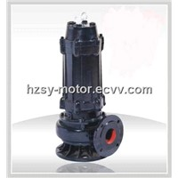 WQ/QW Series Submersible Sewage Pump