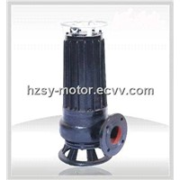 WQAS Series Cutting Submersible Sewage Pump