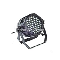 LED Waterproof PAR (XQG-014) 54 Lamp Beads