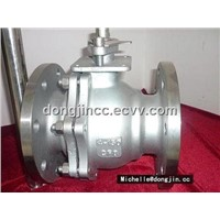 China stainless steel ball valve