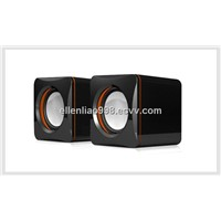 2.0 USB  Multimedia  portable speaker
