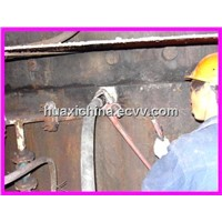 Refractory mortar engineering
