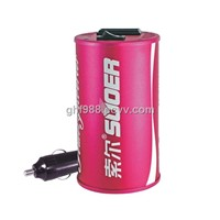 100w,150w Car Inverter/Car Power Inverter with USB Plug