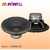 10 Inch Audio Speaker--Karaoke MID Woofer