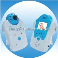 1.8/1.5-inch Baby care device, 2.4G wireless