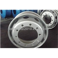 8 Holes Steel Wheels (22.5x9.00)