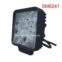 24W LED Work Light for Truck,Vehicle,Offroad SM6241