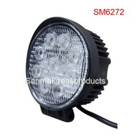 27W high power fire engine LED Work Light SUV