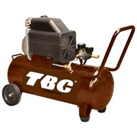 3.5HP 11-Gal Horizontal piston Portable Air Compressor
