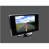 3.5 INCH Color LCD With Parking Sensor
