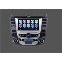7 INCH CAR DVD PLAYER WITH GPS FOR HONDA ACCORD