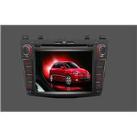 7 INCH CAR DVD PLAYER WITH GPS FOR MAZDA 3