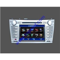 7 INCH FREE SHIP AND HIGH QUALITY CAR DVD PLAYER WITH GPS FOR TOYOTA CAMRY