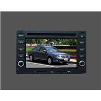 7 Inch Car DVD PLAYER with GPS for VW Passat