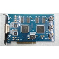 8 Chs Hardware compression High resolution(704 x576) DVR Card
