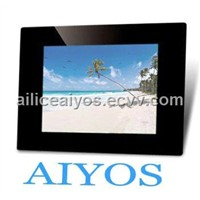 8 Inch Digital Photo Frame with Battery+Promotion Price!!