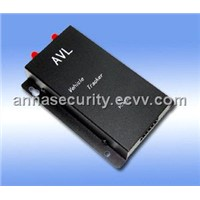 AVL Vehicle GPS Tracker System with Cut off  the oil and power function