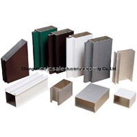 Aluminum Curtain Wall Profiles