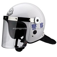 Anti Riot Full Face Helmet FBK-10