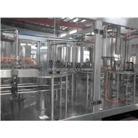 Automatic Bottled Water Filling Capping Machine