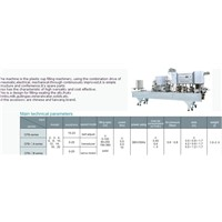 CFB-Series Automatic FILLING and SEALING Machine