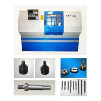 CNC Computer Numerical Control Cutting Milling Drillling Lathe Machine
