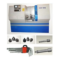 CNC Computer Numerical Control Machine Tool / CNC Milling Machine Processing Square Hexagon Nut