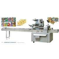 Cake packing machine/bread packing machine