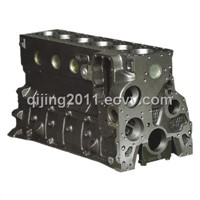 Cummins engine cylinder block