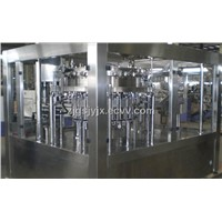 DGCF full-auto carbonated filling machine