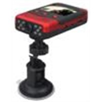 [DOME] CAR RECORDER P7000 car camera 140 degress wide-angle /720P HD infrared traffic recorder