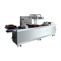 DZL Thermoforming Vacuum Packaging Machine / Thermoforming Machine