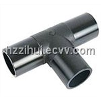 Equal Diameter Welding Tee Siphon Drainage Fittings