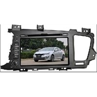 Free Ship and High Quality 7 Inch Car DVD PLAYERwith GPS for Hyundai k5