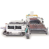 Glass Straight-Line Double Edging Machine (GDE-2225G)