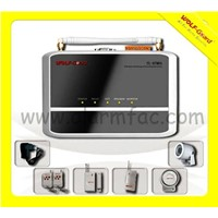 GPRS Security Alarm System with MMS & Photo-taking (YL-007M8A)