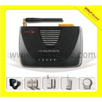 GSM Burglar Alarm System with Audio Message Recording YL-007M3D