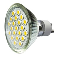 GU10 SMD LED bulbs
