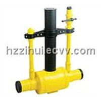 Gas Pipeling PE Siphon Drainage System Fittings