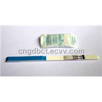 HCG pregnancy test kits strip